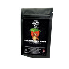 ZWEED STRAWBERRY HASH  1GR