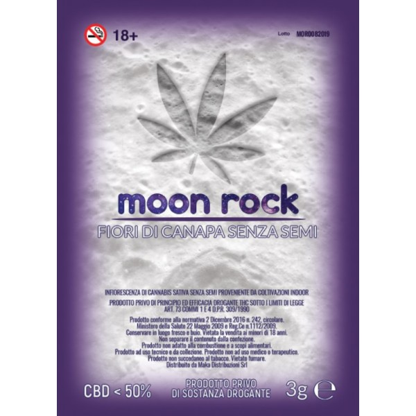 ZWEED MOON ROCK  3GR